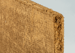 Lehm-Hanfplatte für Trockenbau