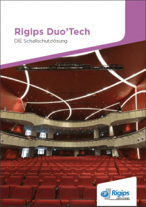 DuoTech Schallschutzplatte